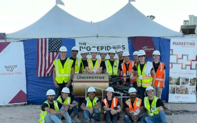 HyperLoop / Team Digeridoo Virginia Tech Engineering